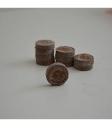 Sadbovacie tablety - Jiffy - rašelinové zakoreňovače