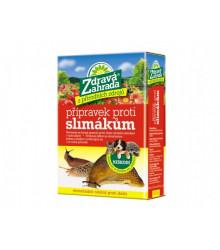 Prípravok proti slimákom - návnada vo forme granulí - Zdravá záhrada - 200 g