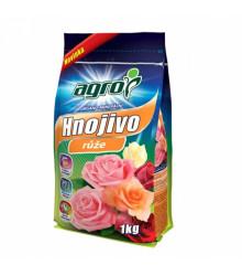 Agro - Organo-minerálne hnojivo na ruže - hnojivá - 1 kg