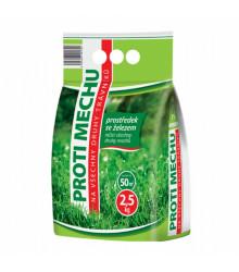 Prípravok proti machu - Forestina Standard - ochrana rastlín - 2,5 kg